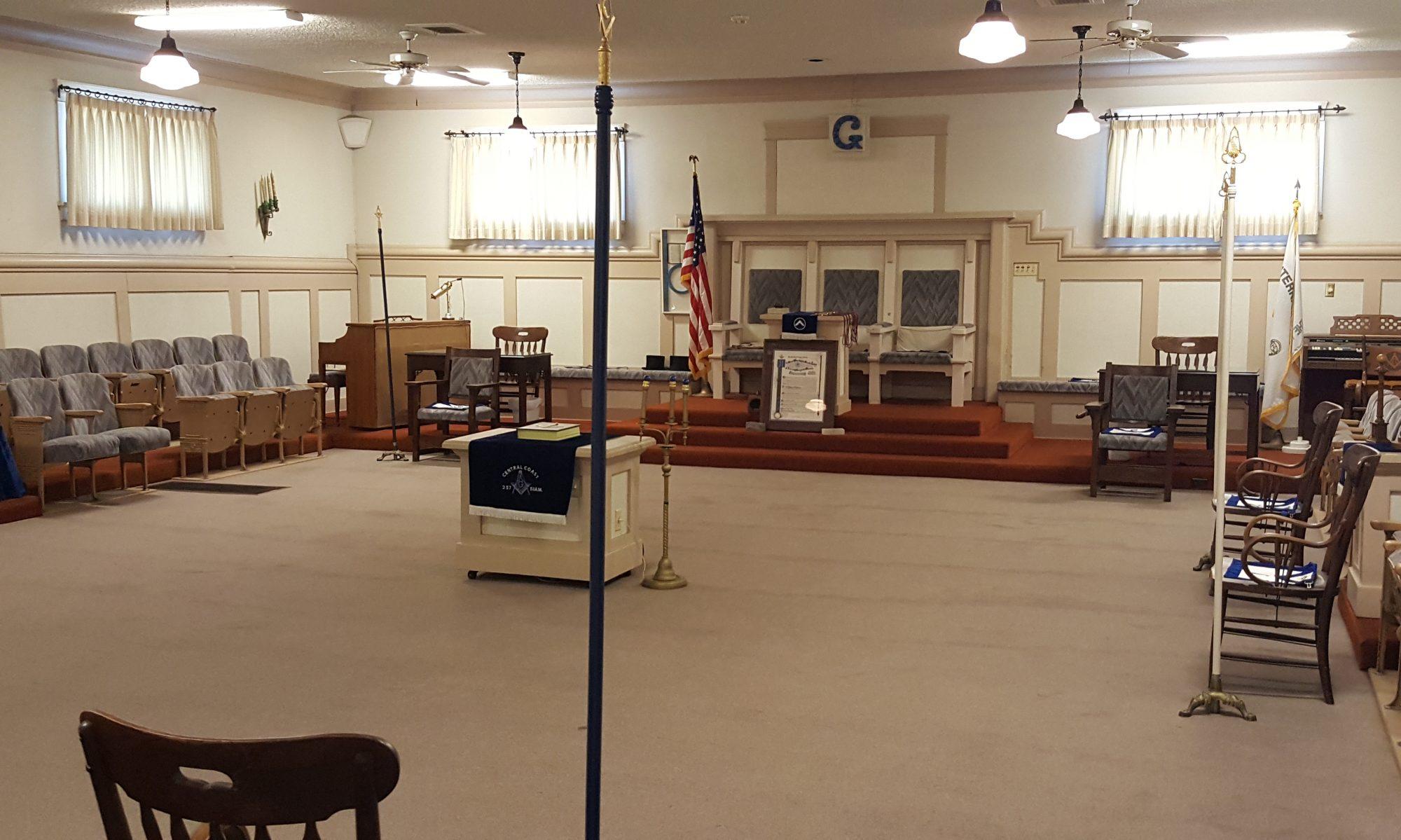 Central Coast Masonic Lodge 237
